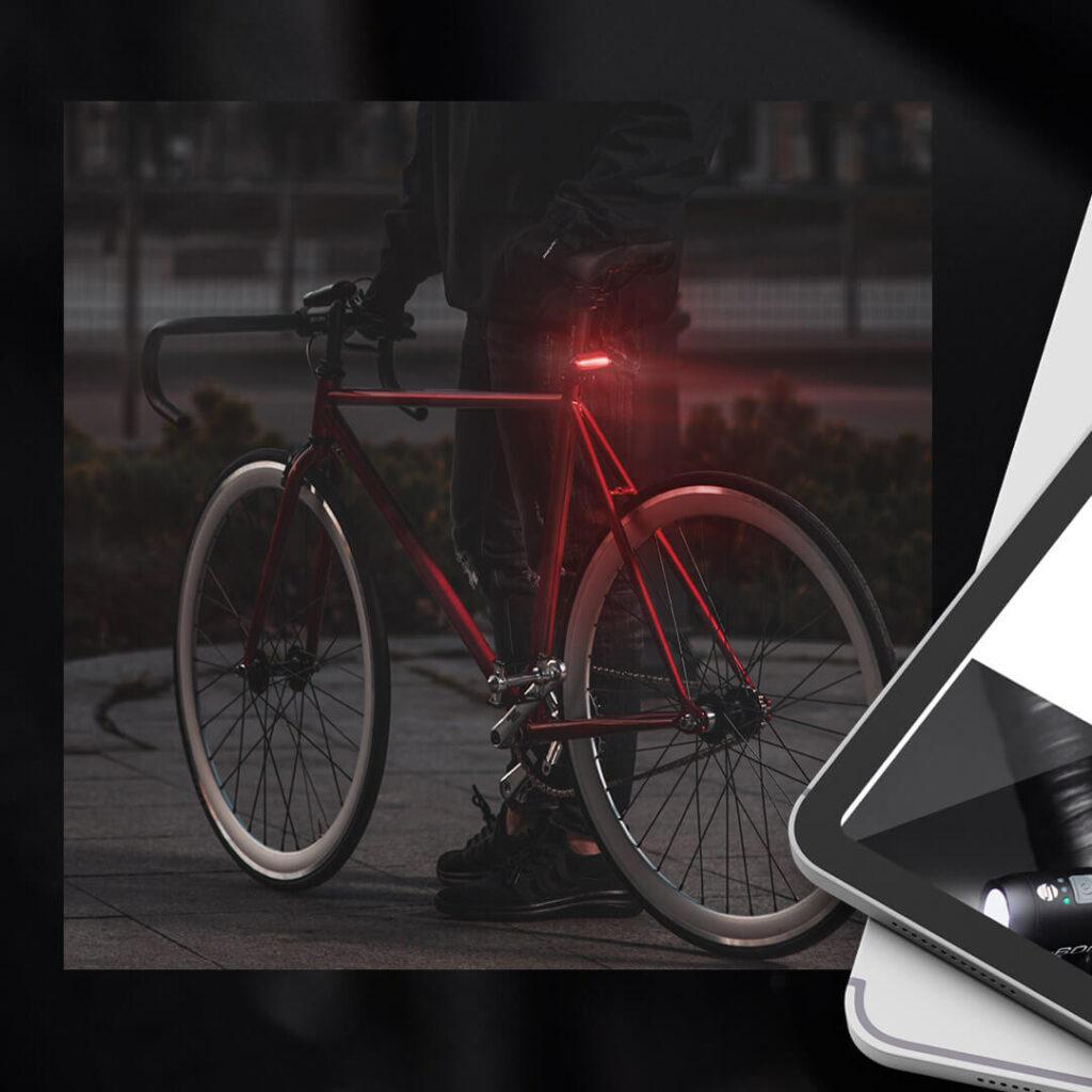 sklep lampki rowerowe